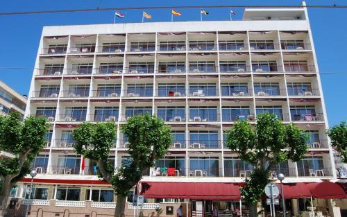 Hotel Mont-Rosa Calella, Spain