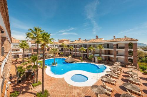 A view of the pool at La Cala Resort or nearby