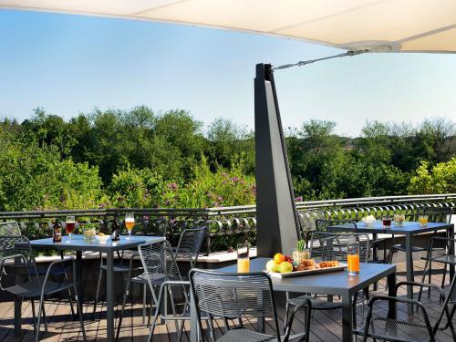 Restaurant ou autre lieu de restauration dans l'établissement A.Roma Lifestyle Hotel