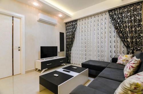 Гостиная зона в Sfera Luxury Residence & Spa