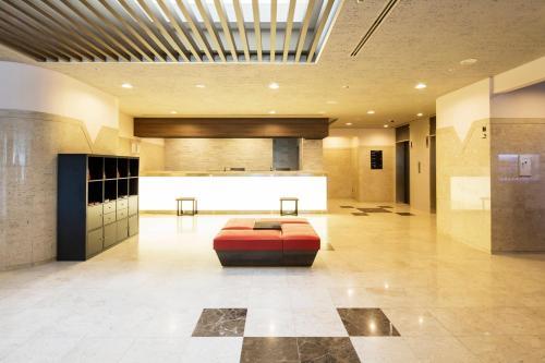 Area tempat duduk di HOTEL MYSTAYS Ueno East