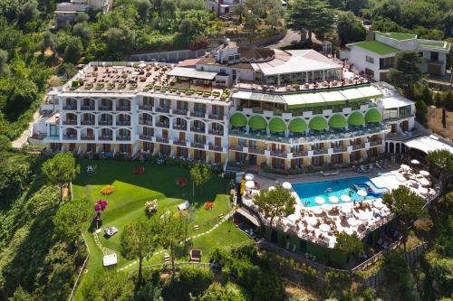 Vista aerea di Grand Hotel President
