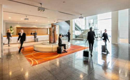 Guests staying at PARKROYAL Melbourne Airport