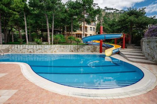 Water park at the villa or nearby
