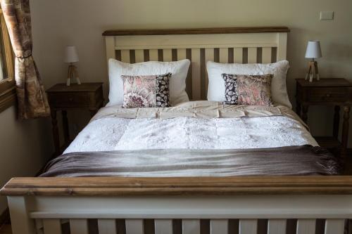 Un ou plusieurs lits dans un hébergement de l'établissement Buttercup Hill