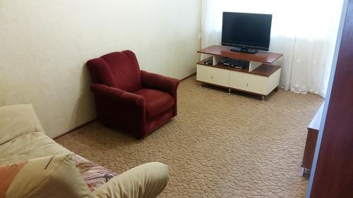 Гостиная зона в Apartment on Sadovaya 5