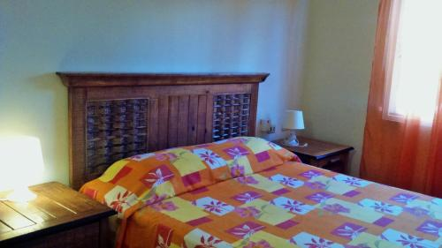 A bed or beds in a room at Tamarindo Pilar 57