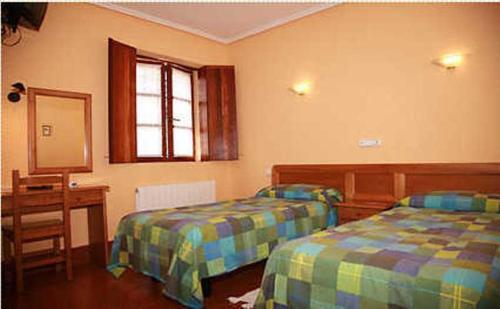 Кровать или кровати в номере Berriolope