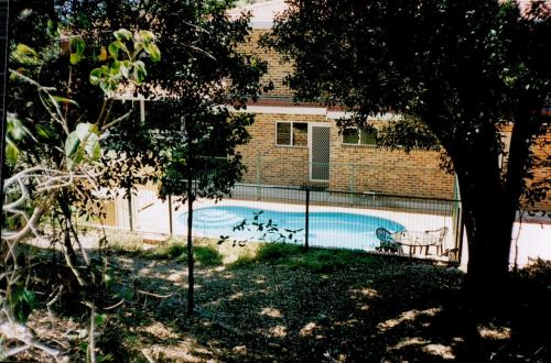 The swimming pool at or near Anoyster on the Beach Sawtell