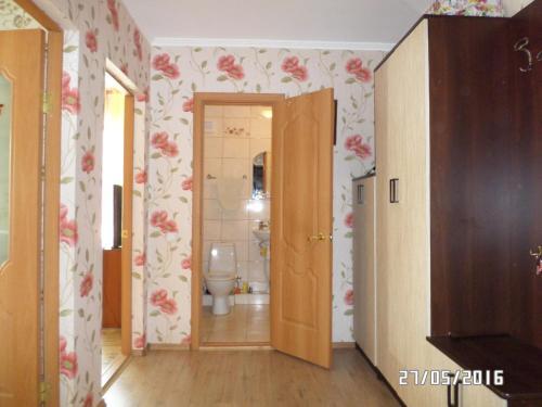 Ванная комната в Apartment on Lermontova