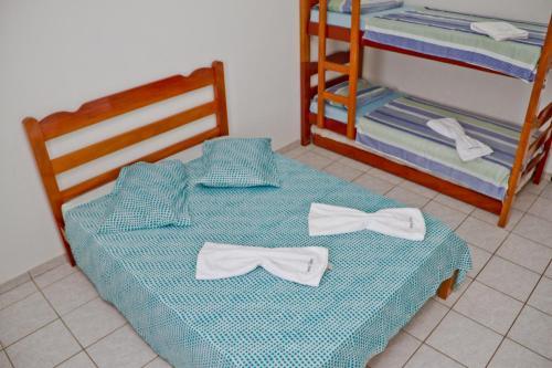 A room at Hotel Cardoso de Ilha Comprida