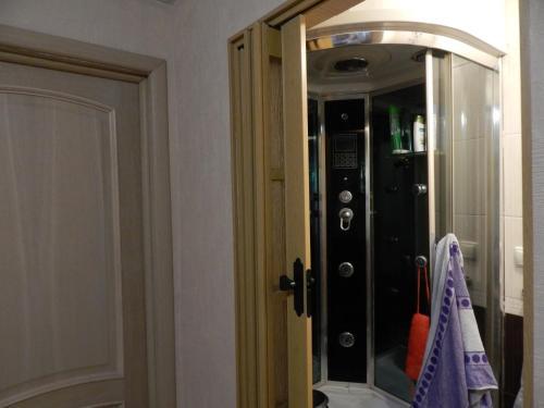 Ванная комната в Apartment Gagarina 32