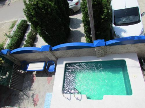 A view of the pool at Guest House Vodoley or nearby