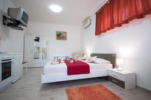 A room at Apartments Srijemsi