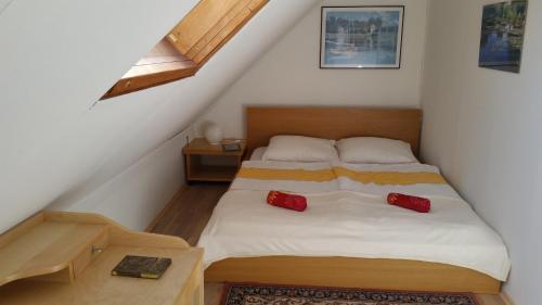 Ein Zimmer in der Unterkunft Bach 22 - Giverny room
