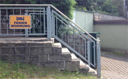 Fasada ili ulaz u objekat Brockenblick-Tourist