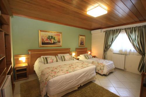 A room at Pousada Águia Branca