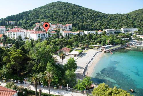 A bird's-eye view of Flowers Dubrovnik Luxury Apartments