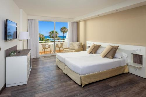 Een kamer bij Sol Lanzarote