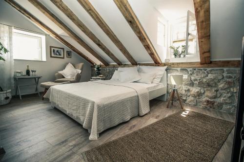 A room at Apartments St. Michel