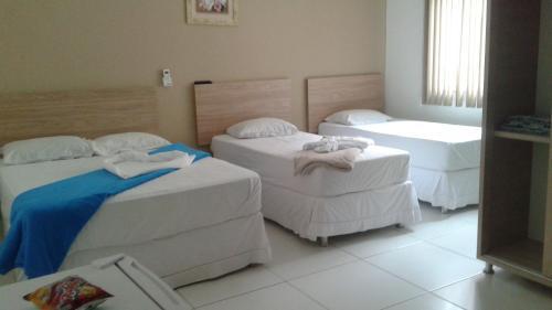 A room at Hotel Vento Sul