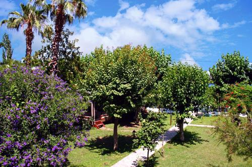 Сад в Alican Pension