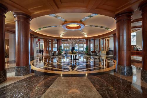 O lounge ou bar de Mandarin Oriental Washington DC