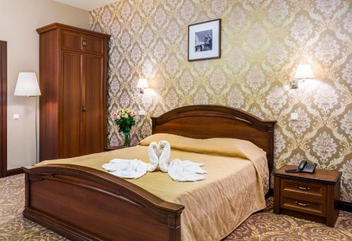 Номер в М-Отель