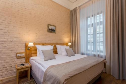 A room at Hotel Maroseyka 2/15