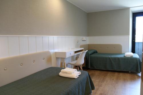 Una habitación en Errota Ostatua