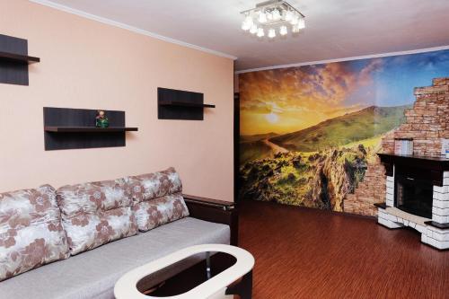 Лаундж или бар в NSK-Kvartirka, Apartment Blyukhera 52