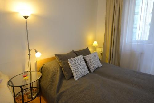A room at Andrassy Downtown Apartment
