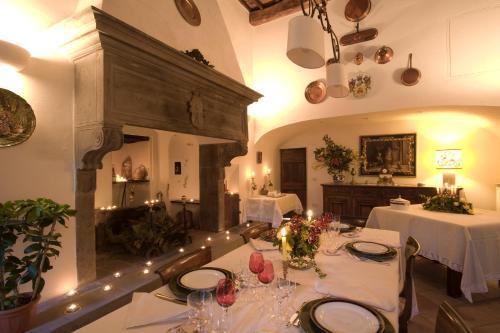 Ristorante o altro punto ristoro di Palazzo Torriani