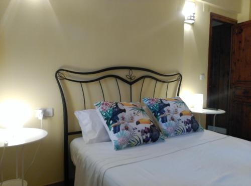 Una habitación en La Casita del Río