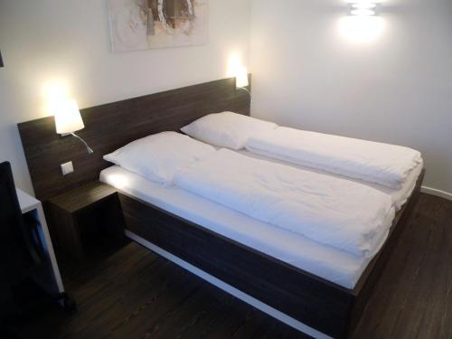 Ein Zimmer in der Unterkunft Boardinghaus Weinberg Campus