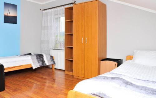 Pokój w obiekcie Apartament Pod Łanem