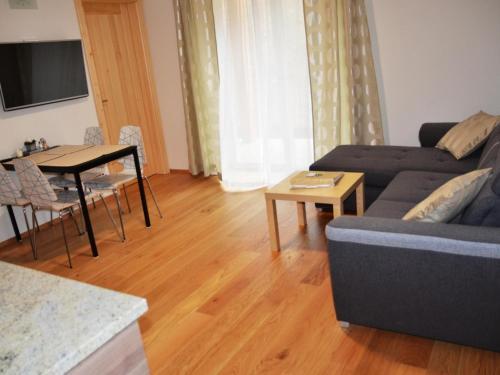 Posezení v ubytování GoToPec Apartment