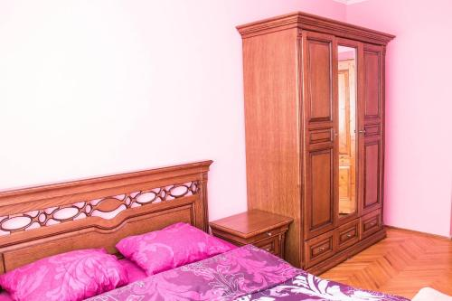 A room at Apartments on Zhemaite
