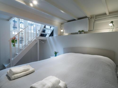 A room at Luxury Flower Market Apartment