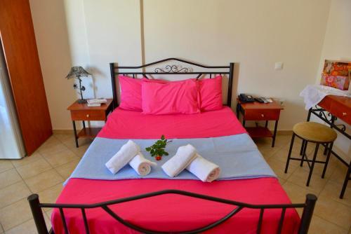 Ένα δωμάτιο στο Κοράλι