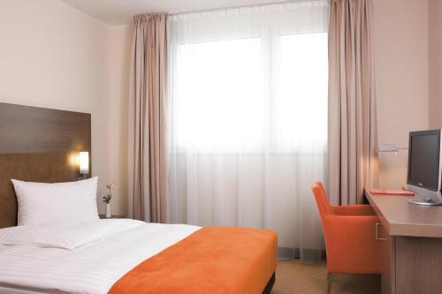 A room at IntercityHotel Essen