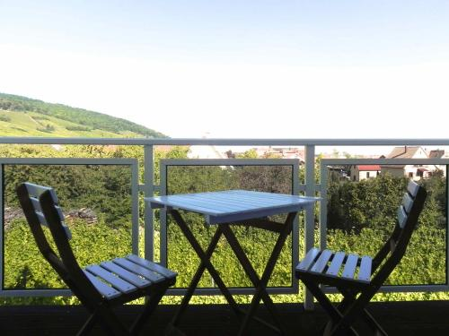 A porch or other outdoor area at Au Coeur Du Vignoble