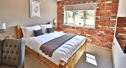 A room at Cock O' Barton