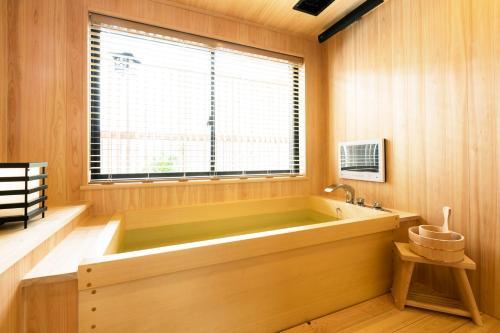 Ryokan & Day 雫にあるバスルーム
