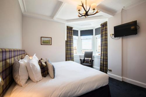 A room at The Golf Inn