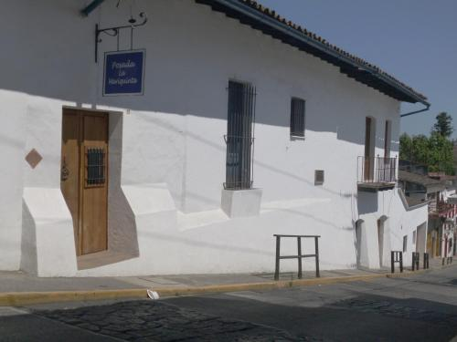 The facade or entrance of Posada La Mariquinta