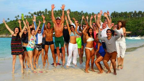 Guests staying at Phuket Cleanse Fitness & Health Retreat