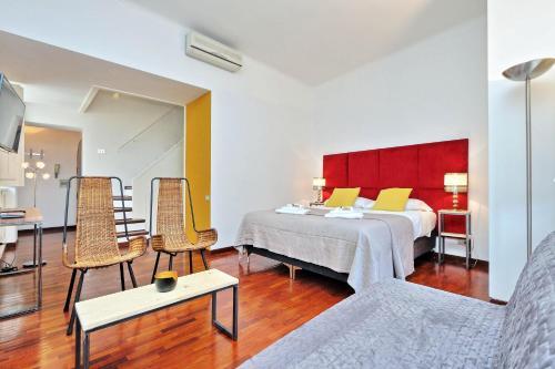 Hébergement de l'établissement Rome Unique Navona Apartments