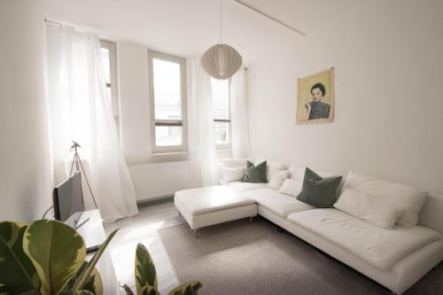 Ein Zimmer in der Unterkunft Altstadt Suite