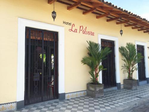Fachada o entrada de Hotel La Polvora